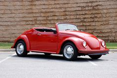 VW Beetle Speedster