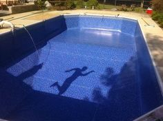 You too can install your own inground pool liner