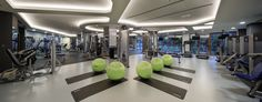 We've redesigned the fitness centre with all the new trends and featuring Life Fitness and Hamme4r Strength Signature Series equipment.