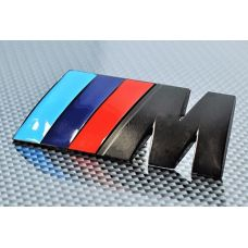 Description:  * Brand new M power Series Metal Logo Sticker Emblem Badge. * Universal fit for all BMW model.