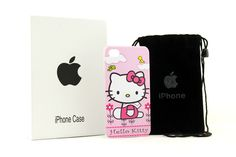 Hello Kitty iPhone 4/4S Case $28.00