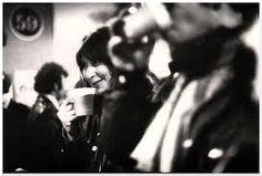 people enjoying a cup of coffee!!