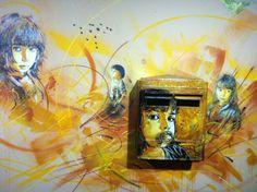 A lire sur Citazine.fr : Le street art sort de la rue
