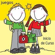 JUEGOS PARA LOS PRIMEROS DÍAS DE CLASE infantil y primaria