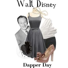 disney dapper day outfits | fashion look from September 2012 featuring Trashy Diva dresses ...