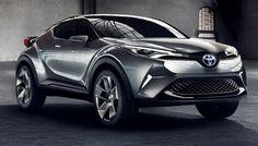 Toyota C-HR concept, un paso más cerca de producción