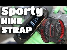 Strap Mi Band 3 Sporty Nike Murah dan Keren