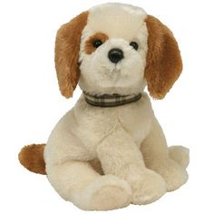 TY Beanie Baby - BOOMER the Dog (6 inch)