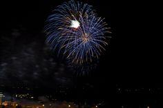 https://flic.kr/p/L9QyXQ   Feuerwerk Herne-Crange   Feuerwerk Herne-Crange, fotografiert von der Halde Hoheward