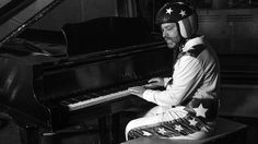 Comedian Jon Benjamin's new jazz record is titled Well, I Should Have...Learned How To Play Piano.
