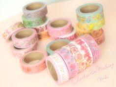♡マスキングテープが20種類発売に♡ |たけいみきの「かわいい♡の魔法」|Ameba (アメーバ)