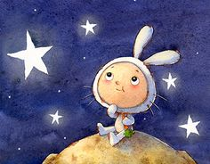 """Check out new work on my @Behance portfolio: """"Boy Rabbit, animated short for project."""" http://be.net/gallery/34592479/Boy-Rabbit-animated-short-for-project"""