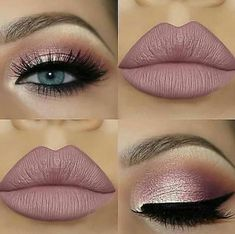 Schöne falsche Wimpern kombiniert mit nude Lippenstift - eye make up makeup makeup up artistico up night party make up make up gold eye make up eye make up make up Nude Makeup, Pink Makeup, Makeup Inspo, Makeup Tips, Beauty Makeup, Hair Makeup, Makeup Ideas, Makeup Hacks, Makeup Tutorials