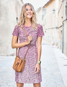 For midi dresses, Breton tees and pretty blouses, Boden always delivers, and with 60% OFF in their summer sale, now's the time to stock up on staples. Look for bargains on seasonal styles – we love cotton cover ups and patterned maxis – or invest in glamorous dresses (the navy laser cut design is a particular winner) for big events.