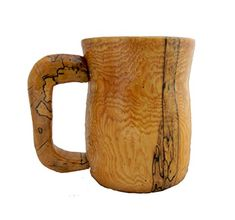 Wooden Tankard Lathe Turned Spalted Maple LARGE Kentucky ... https://www.amazon.com/dp/B07BFHB3FK/ref=cm_sw_r_pi_dp_x_YdbQAbMG2KW44