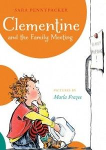 Clementine- My 7 year old boy loves these books.
