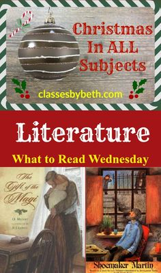 Christmas In All Subjects: Literature (WTRW)