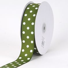 "Grosgrain Ribbon 10 yard spool Jungle Leopard 1 1//2/"" wide"
