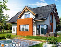 Zobacz polecany projekt domu w liczi na @Behance http://on.be.net/1LRWfRY