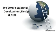 Web development is fastest growing industry among all. We are in offshore web development business serves web solution to worldwide.