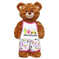New York City Pajama Outfit 2 pc. | Build-A-Bear