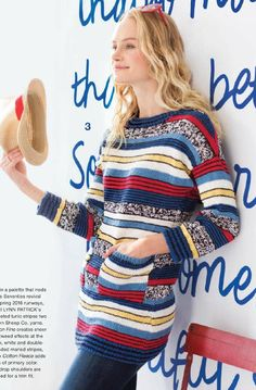 #ClippedOnIssuu from Vogue knitting early spring 2016