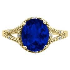 Image result for gold sapphire rings