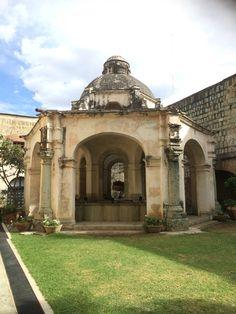 Quinta Real, Oaxaca Mexico.  A monastery turned hotel.