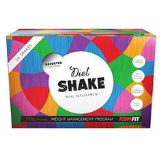 The Product ICONFIT Diet Shake, Healthy Meal Replacement Shake, Only 200Kcal per Shake, 23 Vitamins And Minerals, Comes In 3 Flavors Of Chocolate, Stawberry And Vanilla, 14 Shake Weekly Set Box-55g Sachets (Assorted)  Can Be Found At - http://vitamins-minerals-supplements.co.uk/product/iconfit-diet-shake-healthy-meal-replacement-shake-only-200kcal-per-shake-23-vitamins-and-minerals-comes-in-3-flavors-of-chocolate-stawberry-and-vanilla-14-shake-weekly-set-box-55g-sachets-assor