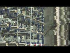 Cars: CFK production SGL Automotive Carbon Fibers Plant Wackersdorf BMW i production