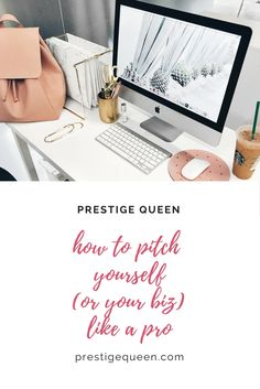 How to Pitch Yourself (Or Your Business) Like a Pro | #Career #Networking #Entrepreneur #Business