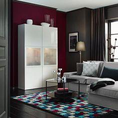 Un salotto tutto nuovo per accogliere gli amici e i parenti a #Natale. Scopri la promo su #KIVIK e #BESTÅ su IKEA.it. #sorprenditiognigiorno #homedecor #homesweethome #livingroomdecor #livingroom #sofa #couch #VITTSJÖ #MÖLBY