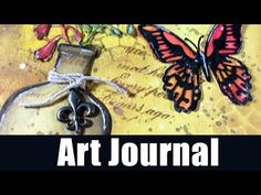 (1) Art journal | Anything is possible - YouTube