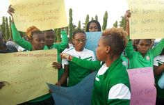 Breaking! Presidency Promises Falcons They Will Be Paid Under 48 Hours