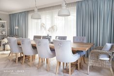 Dining Chairs, Dining Table, Welcome To My House, Dining Room Design, The Hamptons, Sweet Home, New Homes, Living Room, Inspiration