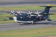 US2水陸両用航空機(飛行艇)