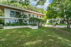 Property 2399 Aina Lani Place, Honolulu, 96822 has 6 bedrooms, 6 bathrooms with 4002 square feet. Hawaii Homes, Fee Simple, Hawaii Life, Large Backyard, Honolulu Hawaii, Beautiful Islands, Mid-century Modern, Pergola, Outdoor Structures