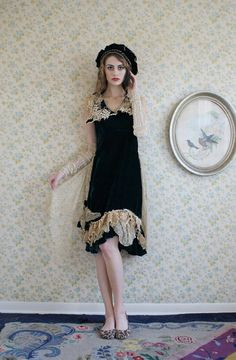 Pretty Baby Dress by BoudoirQueen on Etsy, $165.00