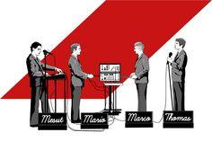 Man Machine - Robert Krums