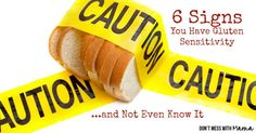 Think you have a gluten intolerance? Check these signs you have a gluten sensitivity and find out how you can get a gluten allergy lab test at home. Gluten Free Diet, Dairy Free Recipes, Paleo Diet, Healthy Recipes, What Is Gluten Intolerance, Health And Nutrition, Health And Wellness, Healthy Mind And Body, Healthy Style