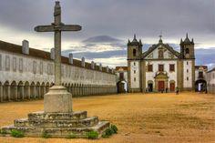 Cabo Espichel. Sesimbra, Portugal