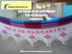 #Hamacas y #Chinchorros de la Vecindad Isla de Margarita #Venezuela