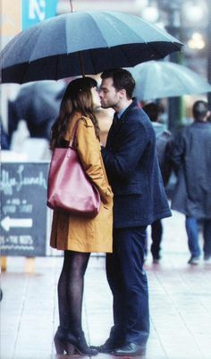 Kisses ♡ Christian & Ana -  Fifty Shades Darker