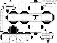 Cubee - Clone Trooper by CyberDrone.deviantart.com