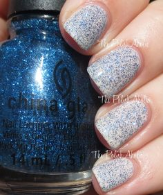 Feeling Twinkly / CHINA GLAZE ⭐ shop online: praline-et-compagnie.fr ⭐photo credit: #thepolishaholic