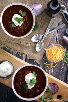 ... chili melanie makes more braised beenless beenless chili chili melanie