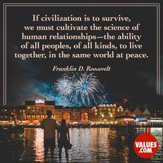 Celebrate the qualities that make us both similar and unique #unity #humanity #love www.values.com