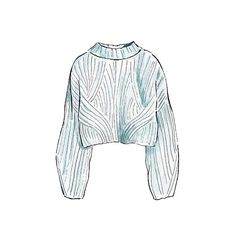 Valuable objects - H&M Knit Sweater @hm #hm #knit #sweater #winteriscoming #style #minimal #fashion #ootd #outfitoftheday #fashionblogger #fashionillustration #watercolour #art #valeurs
