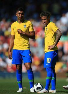 brazil football team 2019