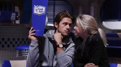 'Grease: Live' gets ready to dance Grease Musical, Grease Live, Marcus Butler, Aaron Tveit, Julianne Hough, Celebrity Dads, Hugh Jackman, Music Tv, Musical Theatre